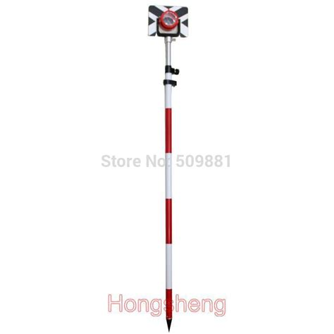 Prisma Pole Prisma Detail aliexpress buy 2 15m prism poles for land surveying total station with prism from reliable