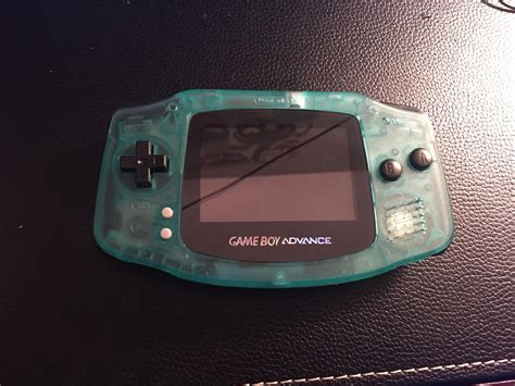 mod gameboy advance backlight finally did my first gba backlight mod gameboy