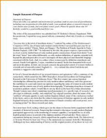 Personal statement sample graduate school