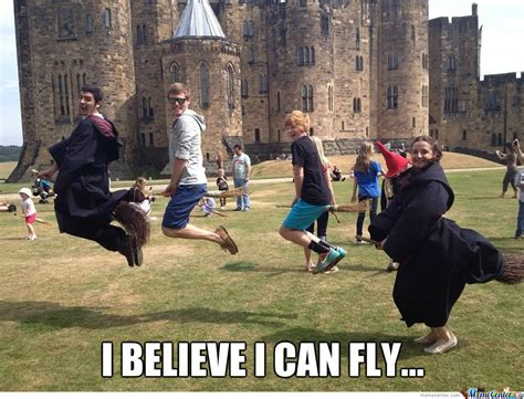 I Believe I Can Fly Meme - i believe i can fly by eruka meme center