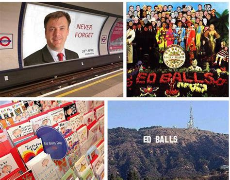 Ed Balls Meme - strictly come dancing ed balls to join bbc ballroom show