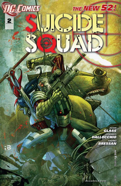 Komik Vol 52 squad 2 bahasa indonesia baca komik dc bahasa indonesia