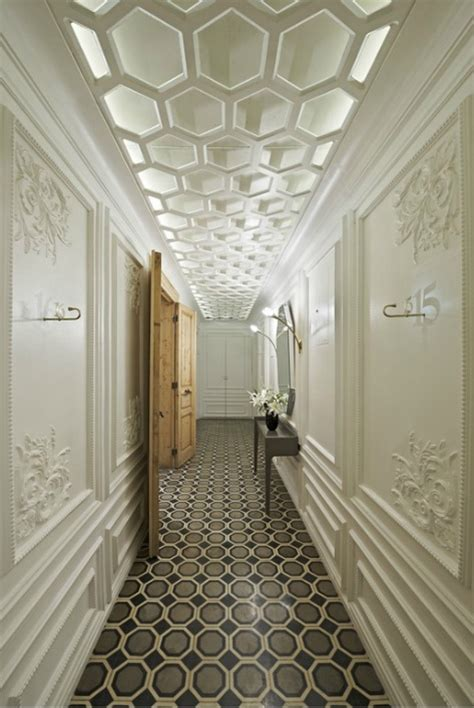 Honeycomb Ceiling by Honeycomb Home
