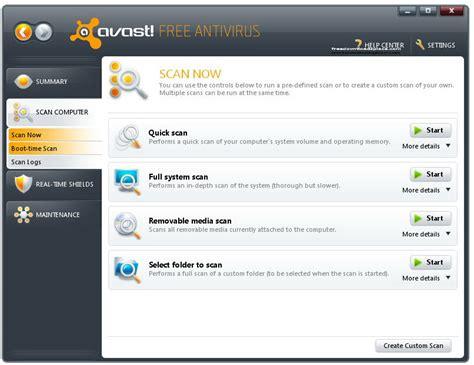 Antivirus Avast Original avast free antivirus free scan for viruses and will prevent pc threats