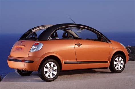 Citroen C3 Pluriel 1 4 2003 75 Hp Car Specs Fuel