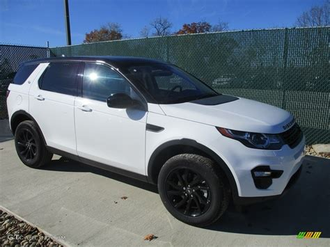 white land rover discovery 2017 2017 fuji white land rover discovery sport hse 116919957