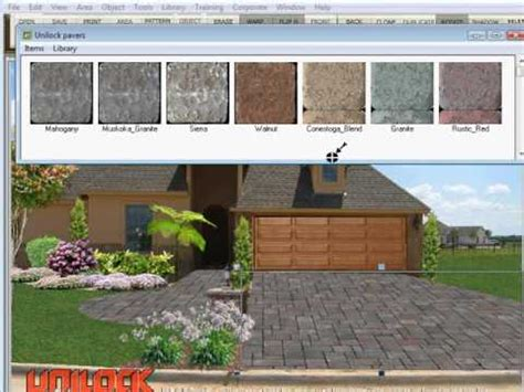 Unilock Landscape Design Software Unilock Real Landscape Pro