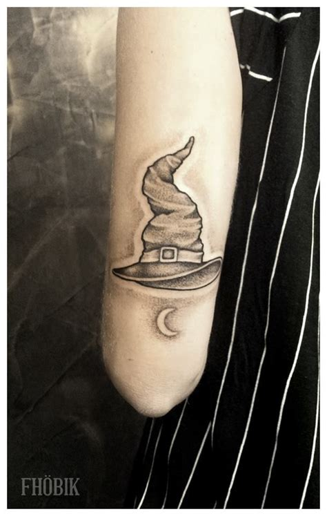 witch hat tattoo 59 witch tattoos