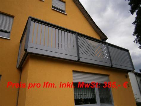 balkongeländer aluminium selbstbau balkongelaender auburger balkongel 228 nder aus aluminium