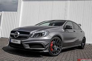 official mercedes a45 amg by vath gtspirit