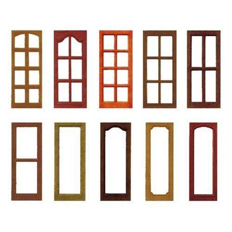 Wood Panel Windows Designs Wooden Doors And Windows Glass Panels Doors Manufacturer From Chandigarh