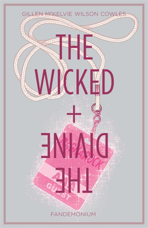 libro the wicked the the wicked the divine vol 2 fandemonium