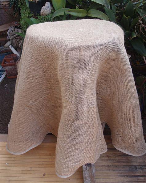 burlap table overlays burlap table overlay
