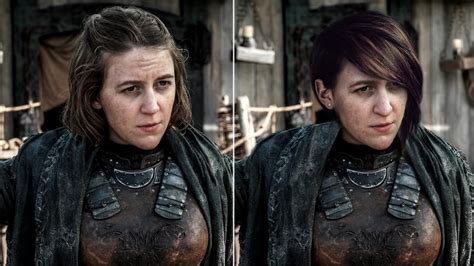 cast of game of thrones osha how the cast of game of thrones should really look