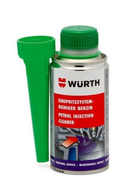 wurth injector cleaner sri lanka petrol injection system cleaner