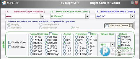 urutan format audio terbaik aplikasi converter video pengubah format video terbaik