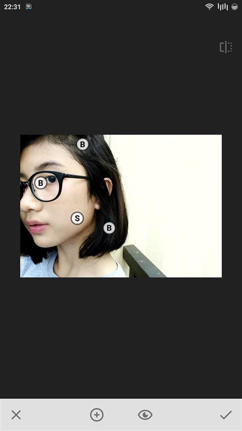 tutorial edit foto di snapseed cara edit foto selfie keren dengan text pakai aplikasi