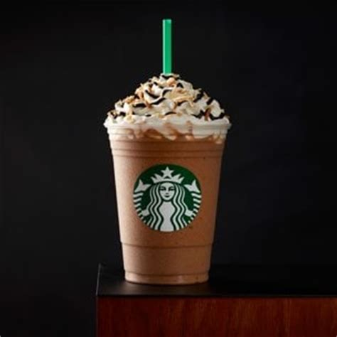 Mocha Coconut Frappuccino® Blended Coffee   Starbucks Coffee Company