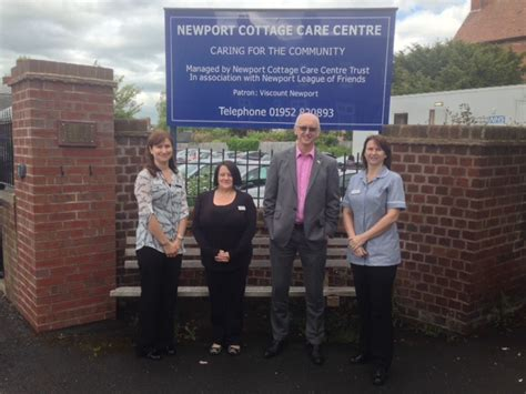 Cottage Care Centre by Support For The Newport Cottage Care Centre Henshalls