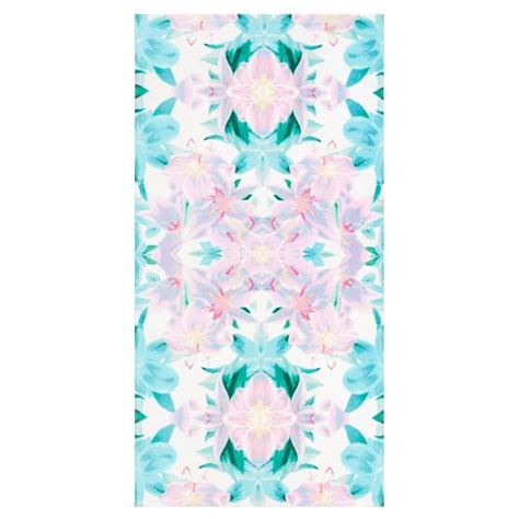 Apply For Pottery Barn Credit Card Kaleidoscope Floral Beach Towel Pbteen