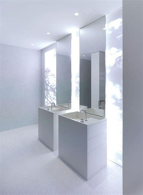 Corian Flooring Bathroom Pedestal The Floor And Vanities On