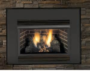 propane fireplace insert with blower majestic vent free gas fireplace insert fireplaces and