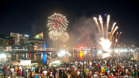 new year parade baltimore inner harbor crowd for july 4 fireworks expected to be on