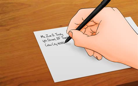Letters Writing how to write a letter with free sle letters wikihow