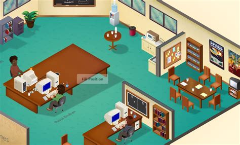 Office Tycoon by Dev Tycoon Includes Wing Commander Easter Eggs Wing