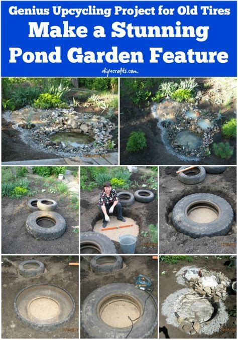 stunning diy water garden features