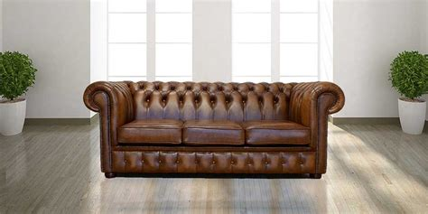 gold chesterfield sofa birch antique gold chesterfield 3 seater sofa