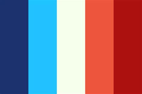 patriotic colors patriotic color palette