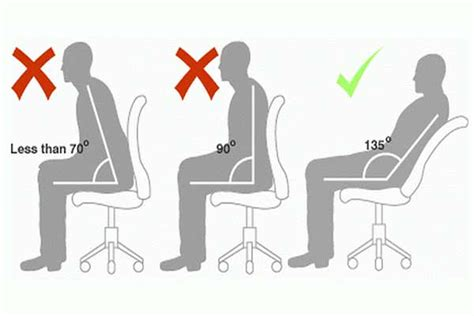 Ergonomic Reading Chair the best posture is always the next posture