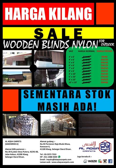 tirai wooden tirai bidai kayu murah malaysia end 3 7 2017 1 42 pm