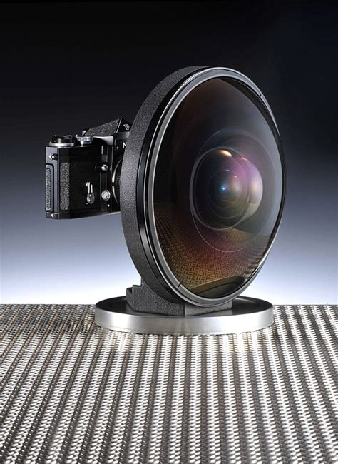 Lensa Mata Ikan Nikon Lensa Mata Ikan Paling Ekstrem Mulai Dijual