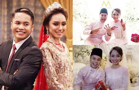 Baju Dalam Pikat Suami perkahwinan selebriti sepanjang tahun 2016 astro awani