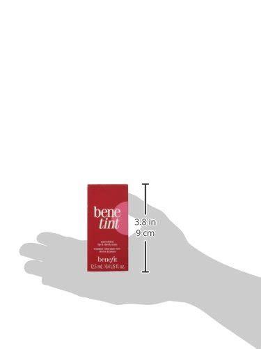 Benefit Benetint 12 5ml benefit cosmetics benetint 12 5 ml 0 4 us fl oz the