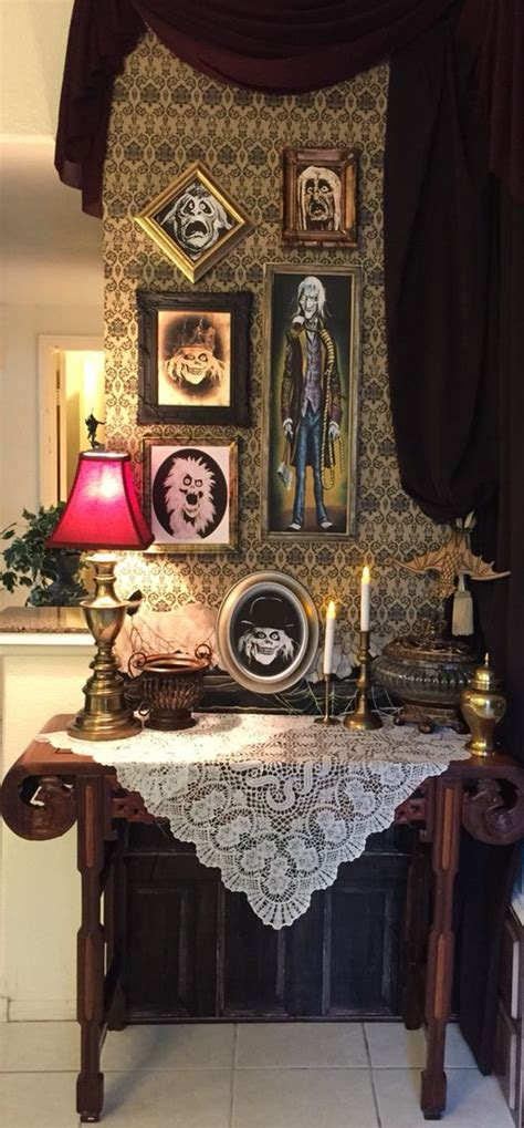 best 25 haunted mansion decor ideas on
