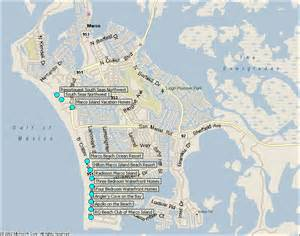 map of florida marco island marco island florida hotels map from southwest florida