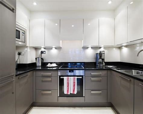 White And Grey Kitchen Designs | grey and white kitchens pthyd