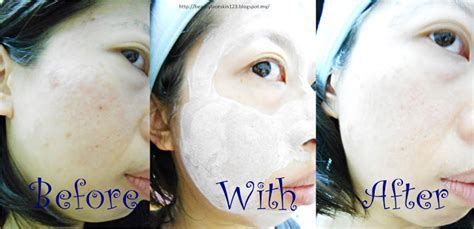 I M From Volcanic Mask 110g great skin review on i m from volcanic mask and giveaway
