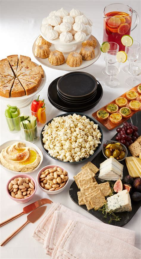 Host an Appetizers Only Dinner Party: Finger Food Ideas