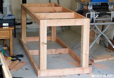 how to make a work bench how to build a rolling workbench with this simple diy