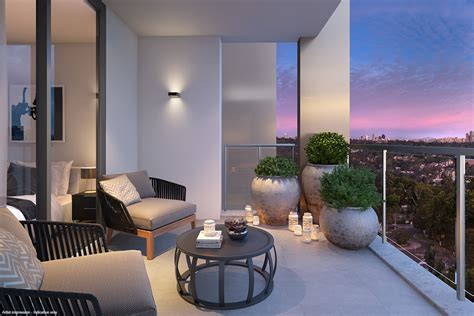 Sydney Appartment by Sydney Apartments With The Best Outdoor Areas Apartment