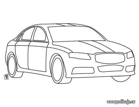 Imagenes Para Dibujar Un Carro | dibujos de carros dibujos