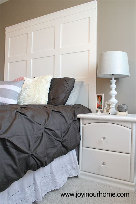 board and batten headboard how to make a board and batten headboard joy in our home