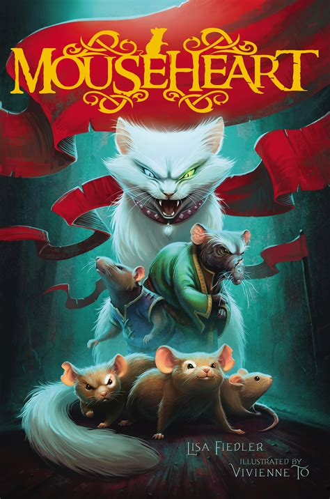 mouseheart book by fiedler vivienne to official