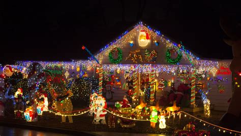 best georgia christmas residual lights pic the most the top displays around buffalo ny