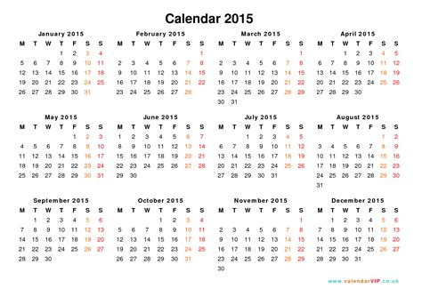 yearly calendar at a glance 2017 calendar with holidays