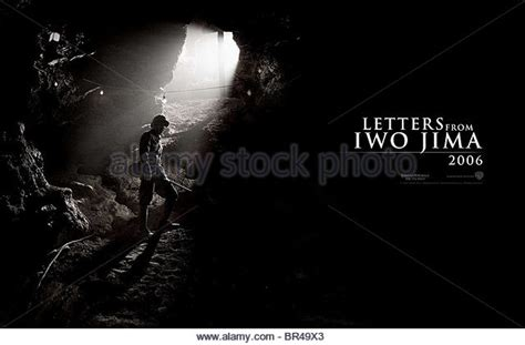 lettere da iwo jima letters from iwo jima stock photos letters from iwo